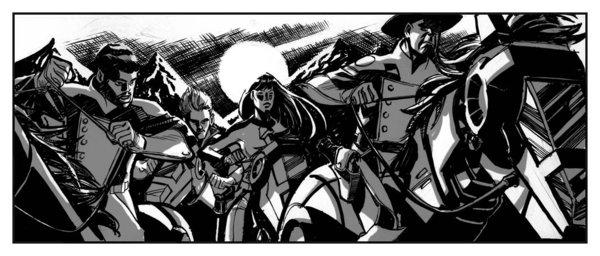 Galaxy Rangers por riq