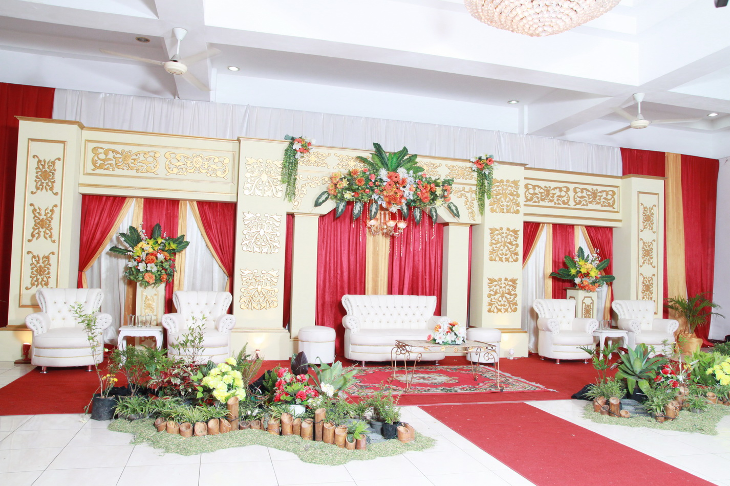 Dekorasi Perkawinan Modern | antokantoklagi