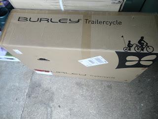 Burly Piccolo Trailer Bike