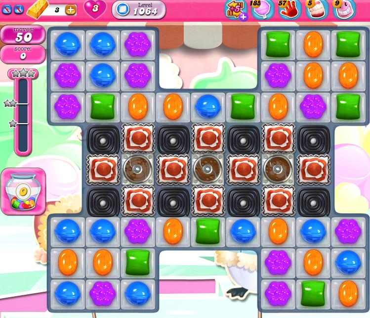 Candy Crush Saga 1064