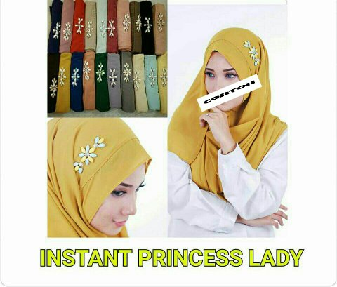 Instant Princess Lady