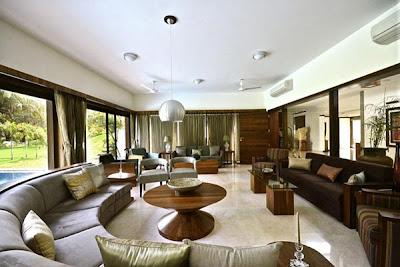 Interior 1 Desain Rumah Minimalis 1 Lantai yang Indah