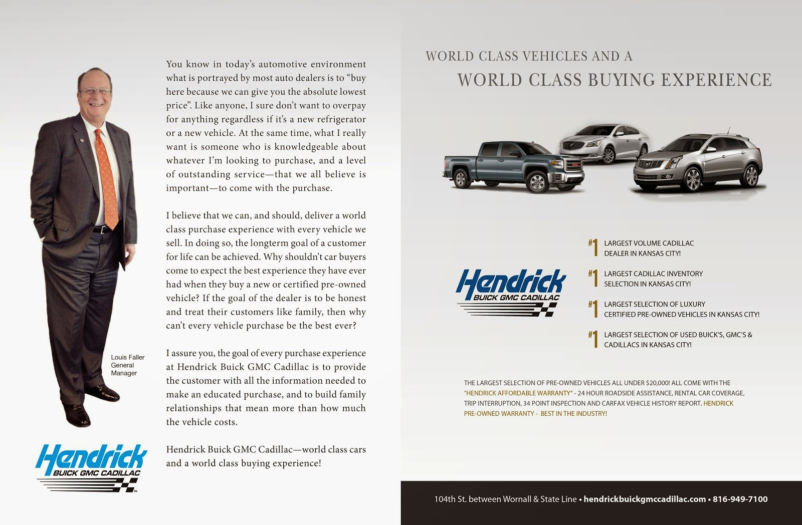 hendrick buick gmc cadillac world clvehicles and a world cl. Cars Review. Best American Auto & Cars Review