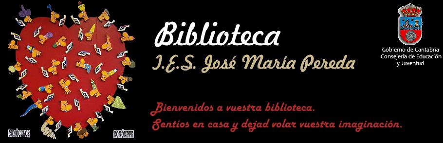 Biblioteca IES José María Pereda