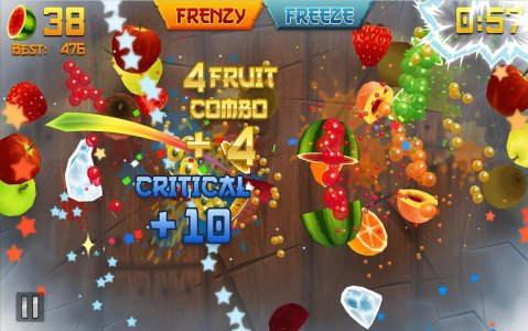 fruit ninja 2016