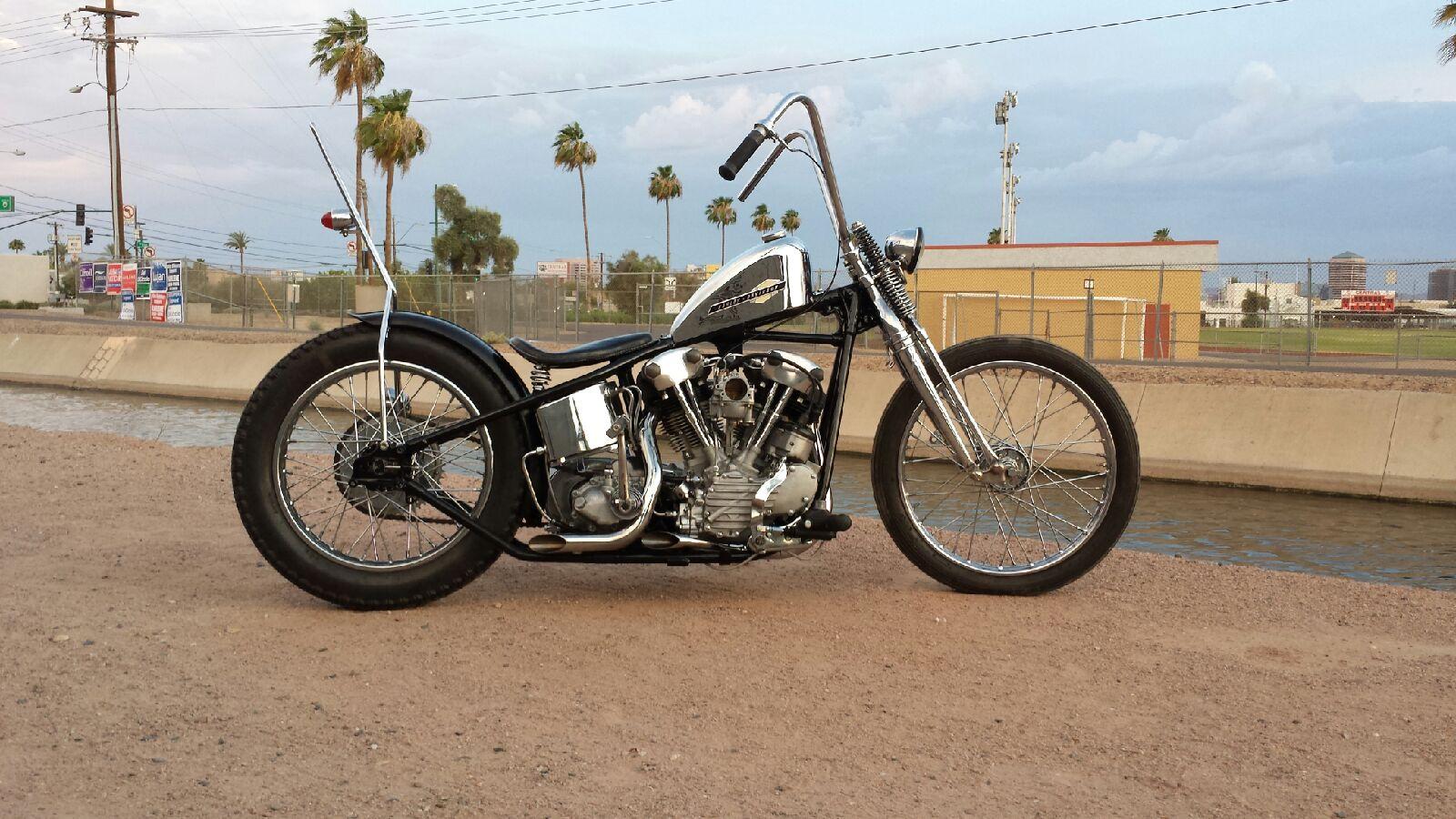 1947 Knucklehead