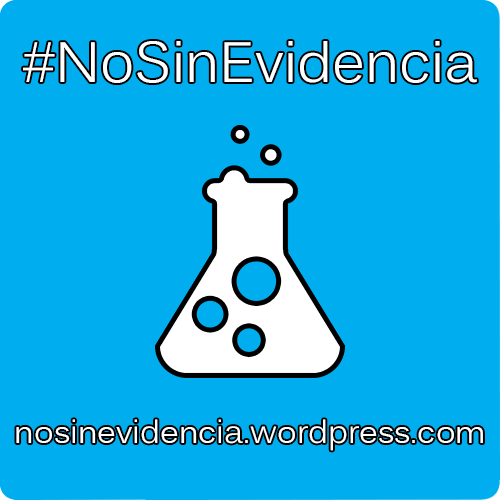 NO SIN EVIDENCIAr