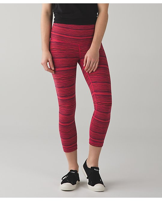lululemon boom-juice-cyber-stripe wunder-under-crop