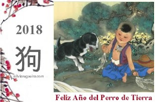 2018 - Año del Perro de Tierra