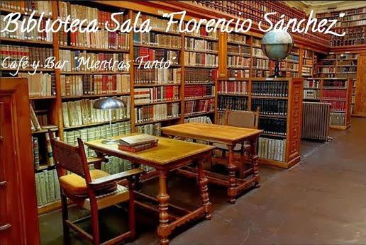 Biblioteca (Café Mientras Tanto)