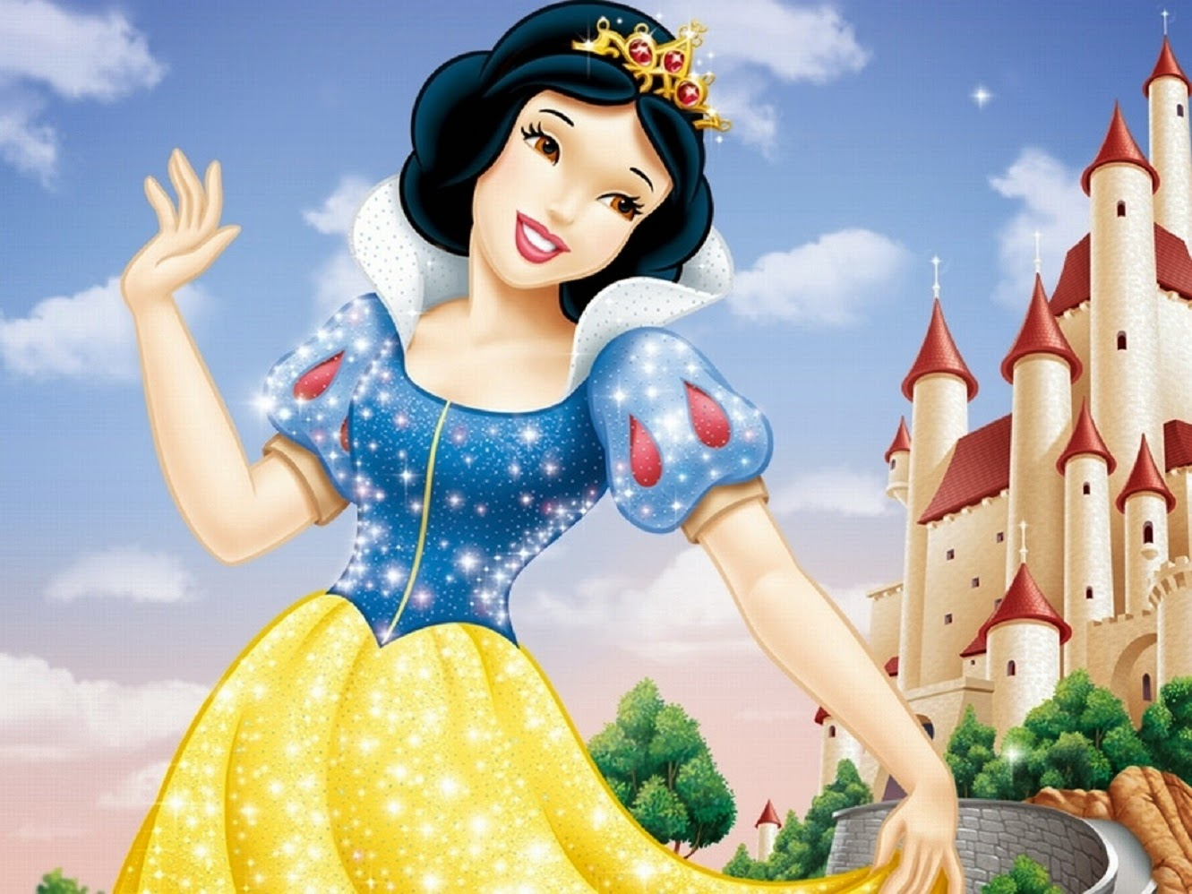 Disney Princess Snow White HD Wallpapers