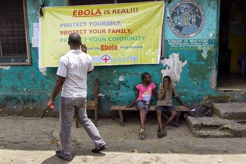 Pandemia de ebola en Africa