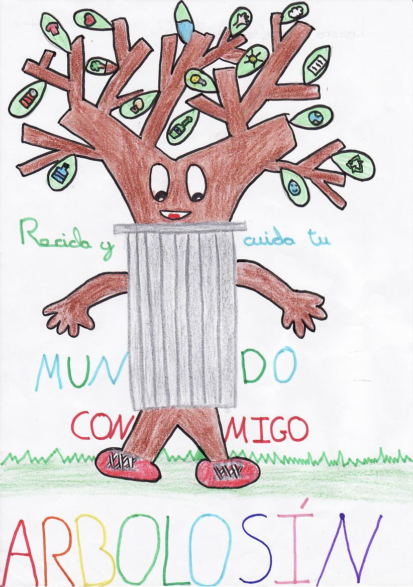 Mascota Ecoescuela