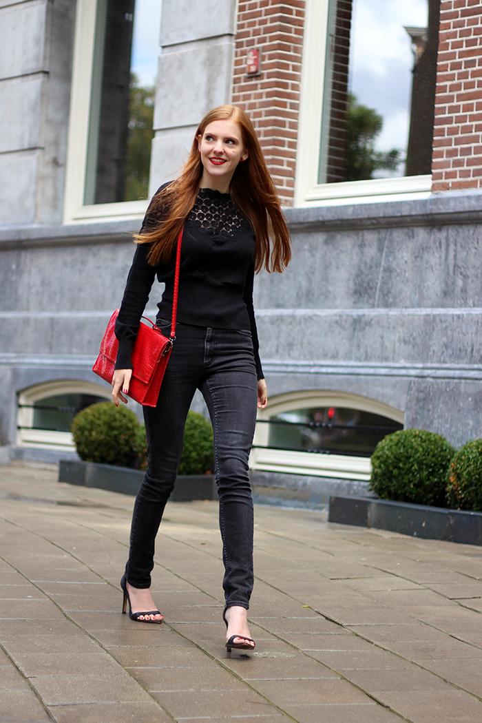 Dutch Fashion Bloggers All Black Fashion Blogger