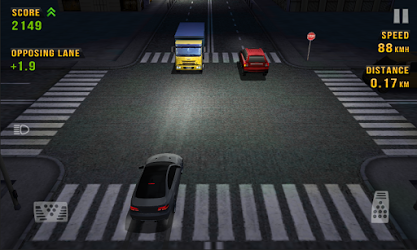 Traffic Racer 1.8 android game