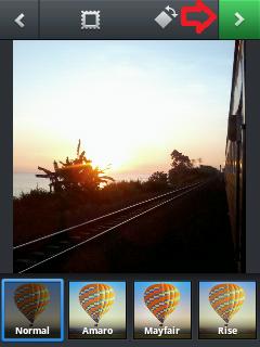 Cara Menggunakan Instagram Beri Efek Foto