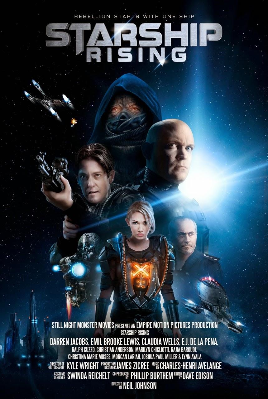 Starship: Rising 2014 - Full (HD)