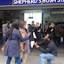 Man gets HOT slap after proposing to woman in public (PHOTOS)