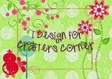 I design for CraftersCorner
