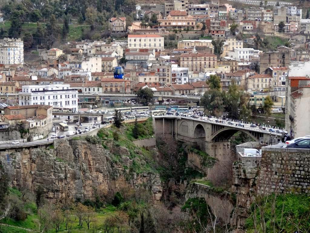 Constantine Algeria  city images : Constantine: Algeria's City of Bridges ~ Kuriositas