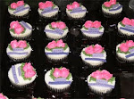Cupcake for doorgift(2.05oz(M) with dome casing