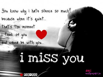 Wallpaper Love You Miss You : Wallpaper Gallery: I Miss You