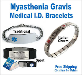 Medical I.D. Bracelets From Amazon.Com