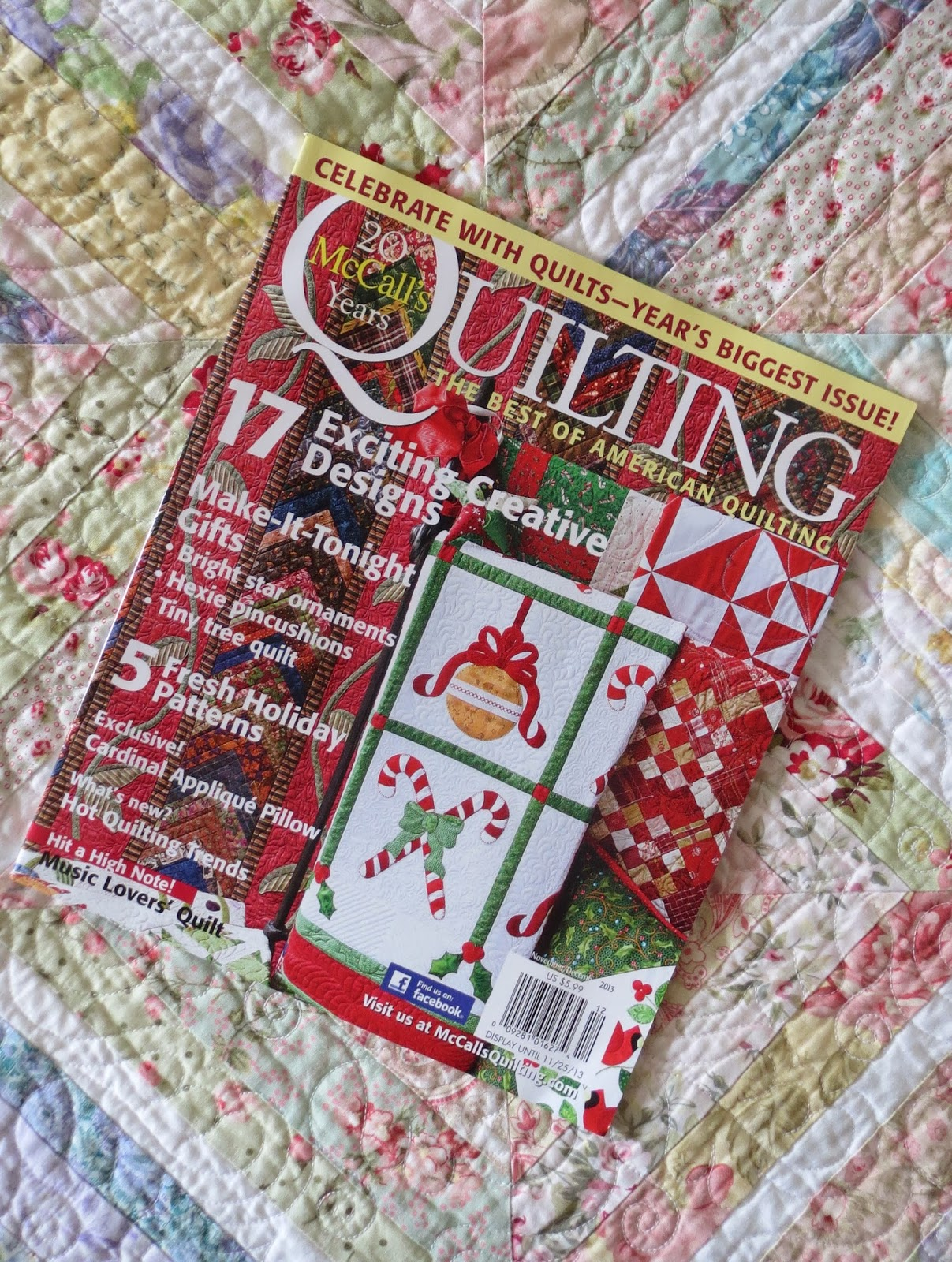 quilting on main street mccalls quilting christmas edition