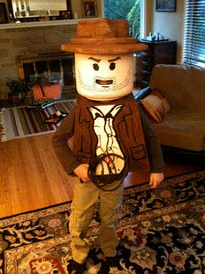 fantasias criativas lego indiana jones
