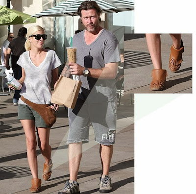 Tori Spelling husband poor