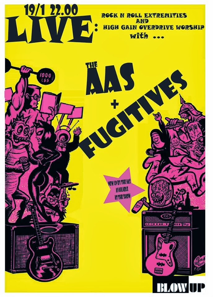 AAS & Fugitives