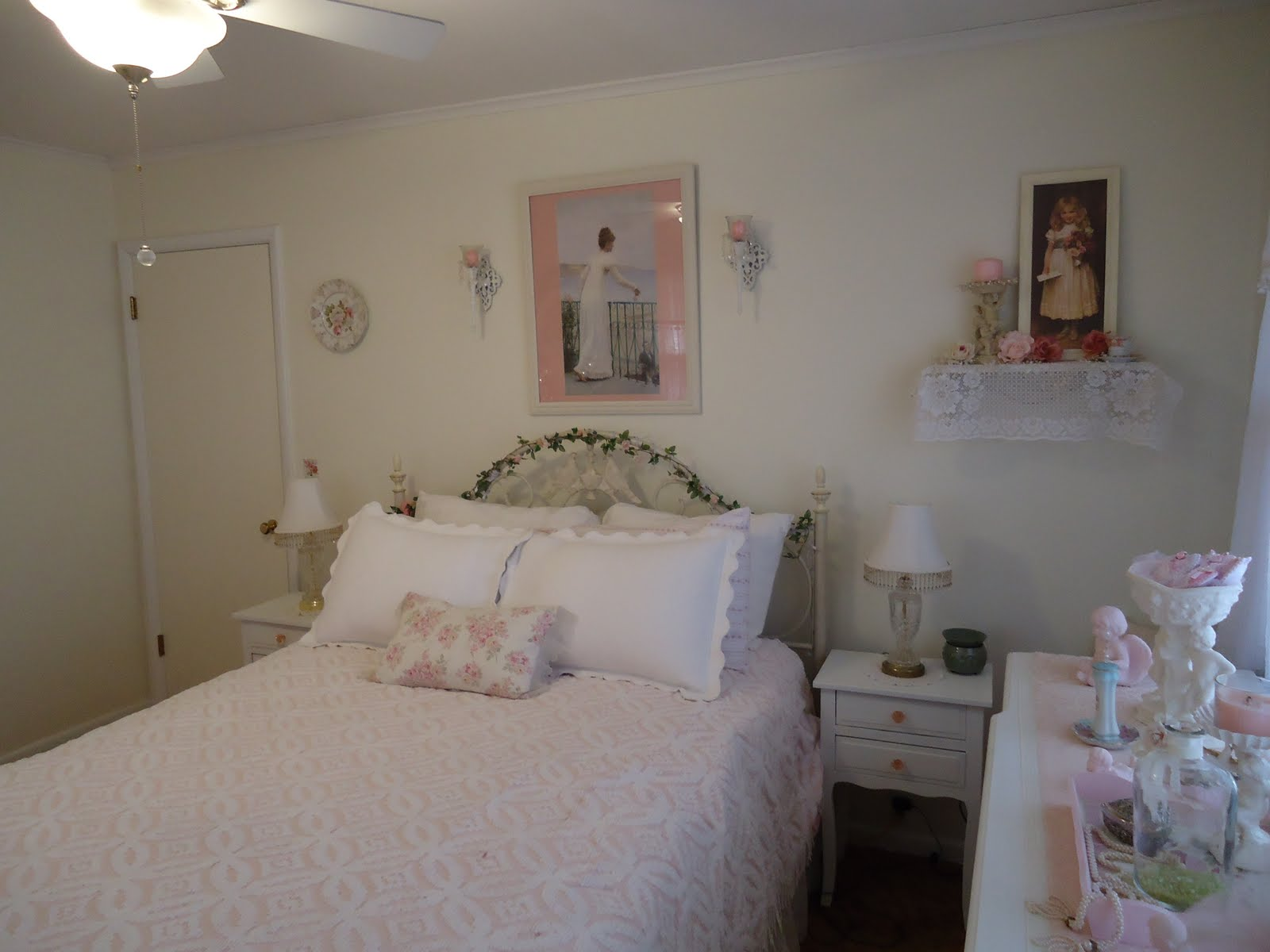 Tammy's Heart: Valentine Bedroom and Bath