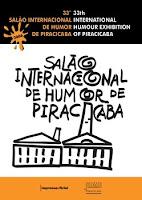 Selecionado - Tiras e Charge -  Salão Internacional de Humor - Piracicaba, SP (2006)