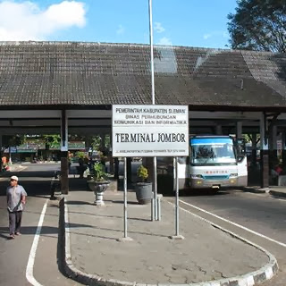 Jogja Borobudur Lebih Murah Naik Bus