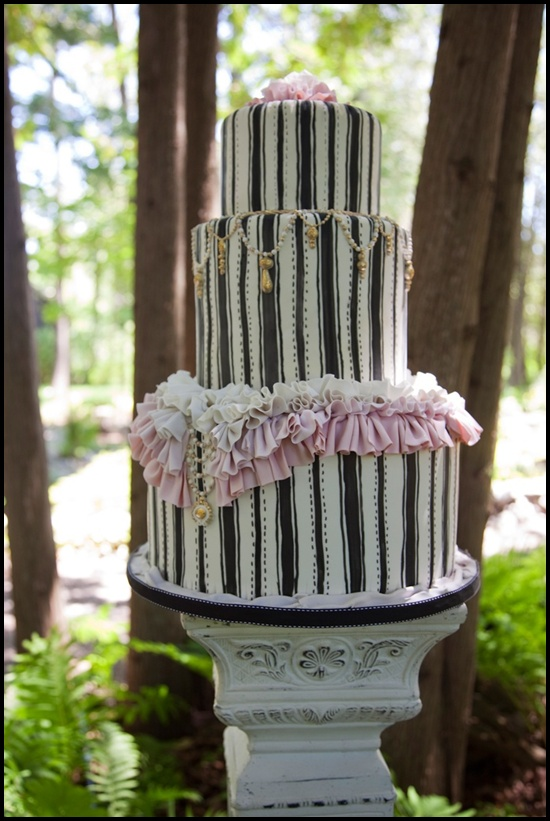 Unusual Wedding Cake Designs