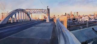 Vistas de Calles y Paisajes Urbanos Pintura