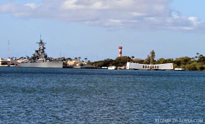 USS Arizona + USS Bowfin