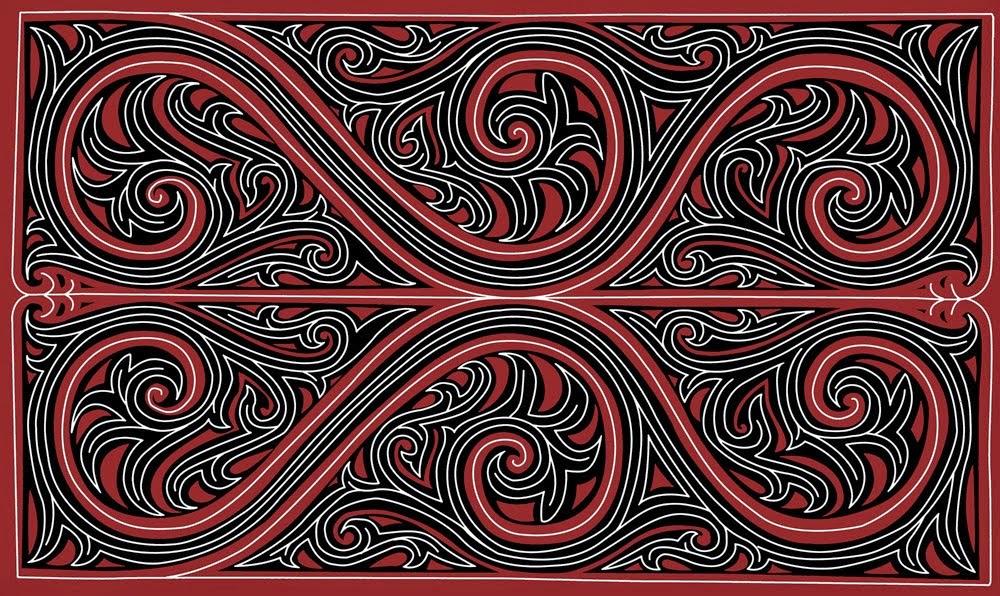 Motif Batik Hitam Putih | Joy Studio Design Gallery - Best Design
