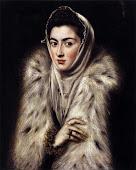 El Greco ( Candie Héraklion 1541 ? - Toledo 1614)