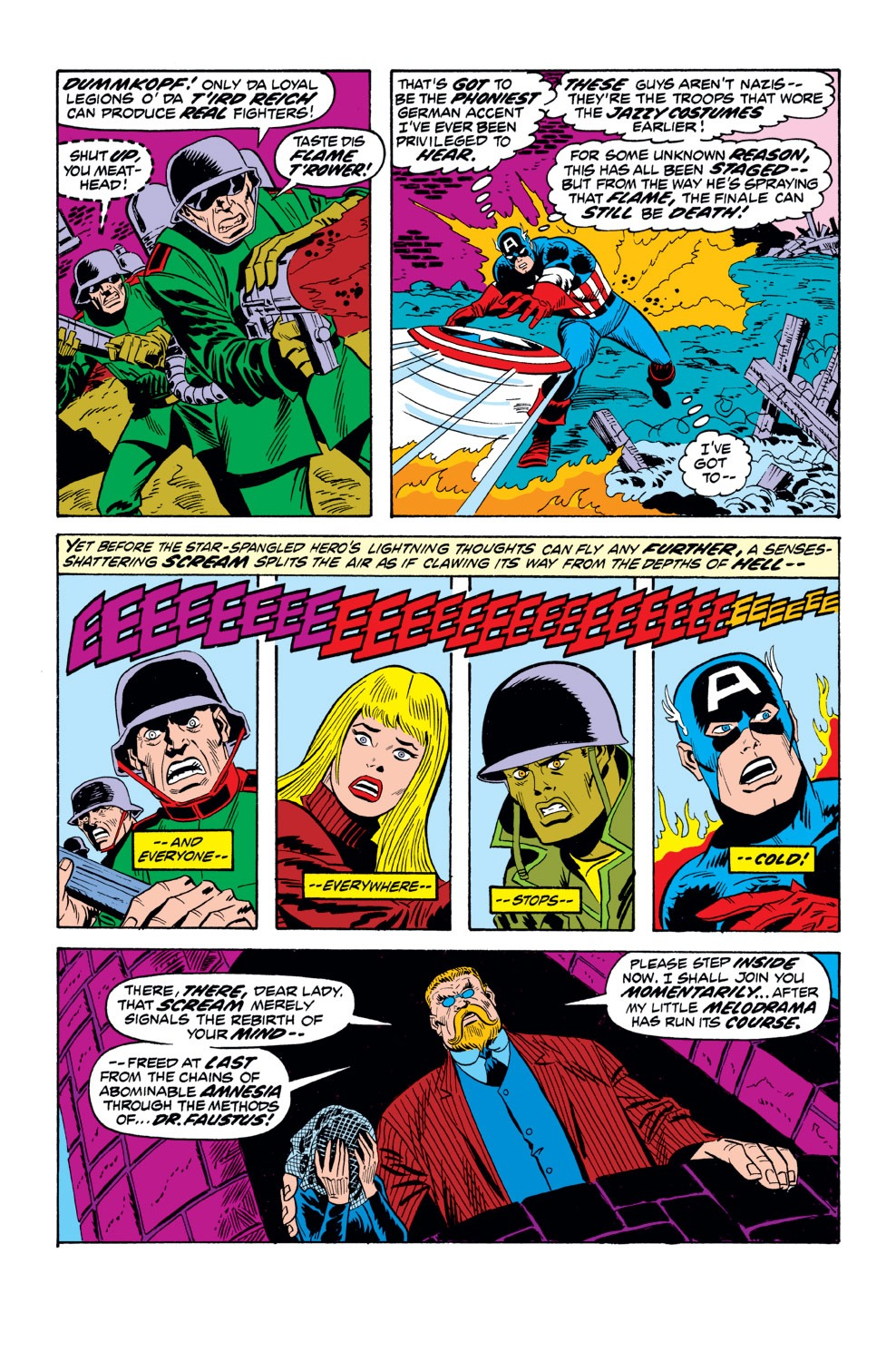 Captain America (1968) Issue #162 #76 - English 5