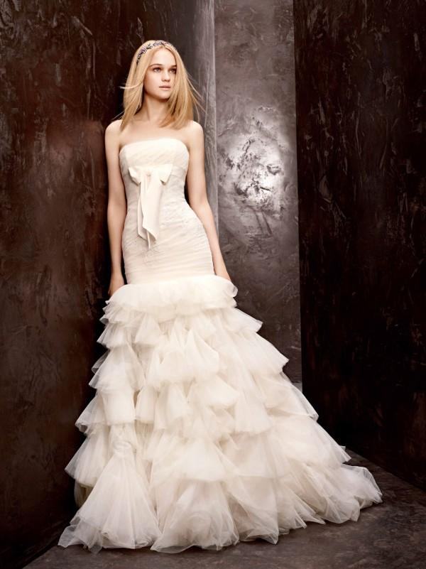 Wedding dresses 2013 collection vera wang