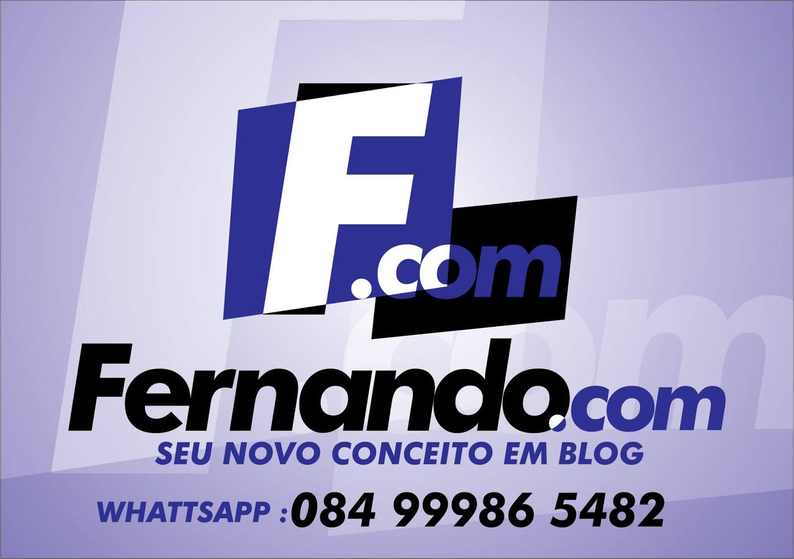 Fernando.com Seu Novo Conceito em Blog
