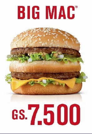 BIG MAC a solo 7500 Gs !