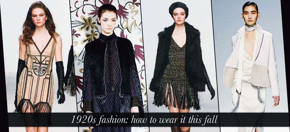 Interpreting Narrative The Great Gatsby Contemporary Fashion Trends
