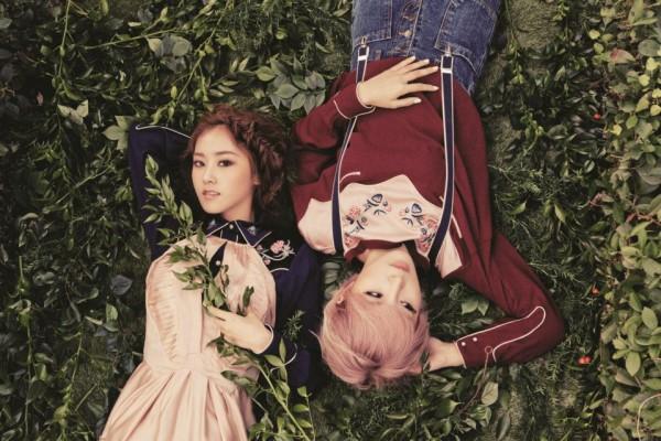 2Yoon Harvest Moon Teaser