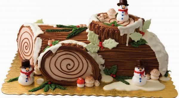 Resep Membuat Kue Batang Pohon Khas Natal (Buche De Noel)