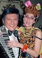 Cher and Liberace