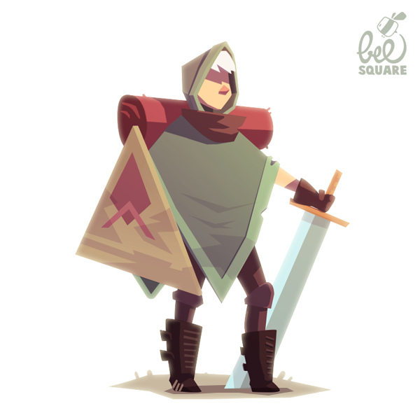 3d Character Design Ideas : Zinkase pablo hernández character design for a videogame