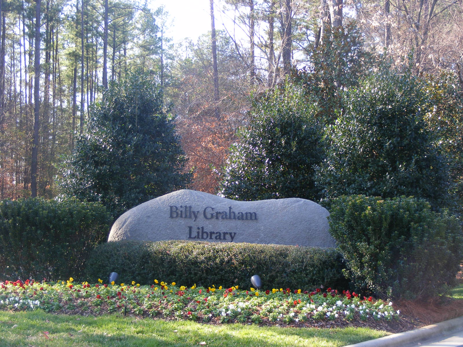 billy graham library christmas 2011