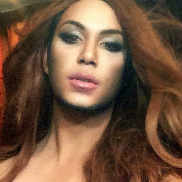 Paolo Ballesteros pegs Beyonce Knowles